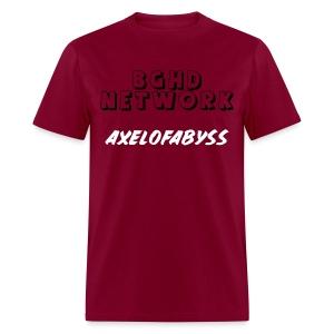 BGHD NETWORK AXELOFABYSS SHIRT - Men's T-Shirt
