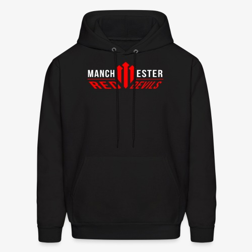 Manchester Red Devils - Men's Hoodie