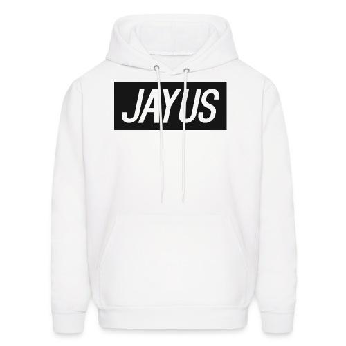 Jayus Hoodie (White) - Men's Hoodie