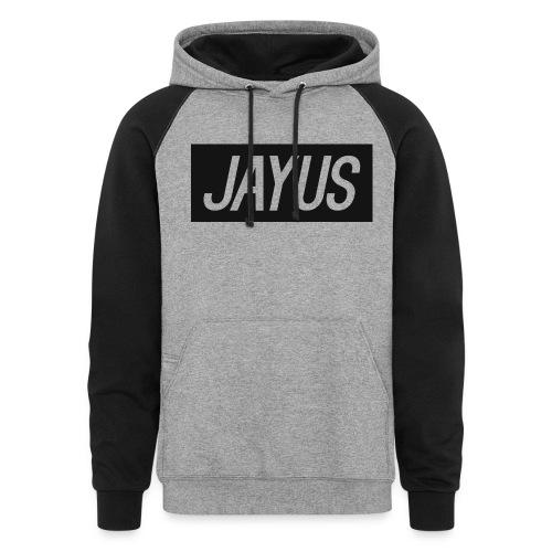 Jayus ColorBlock Hoodie - Colorblock Hoodie