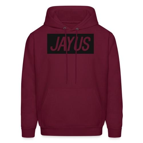 Jayus Hoodie (Burgundy) - Men's Hoodie