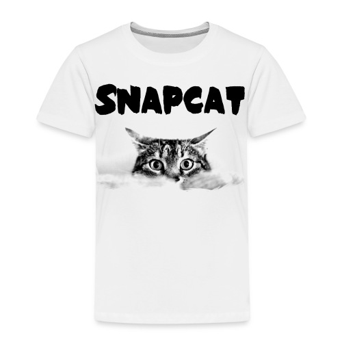 Snapcat - Toddler Premium T-Shirt