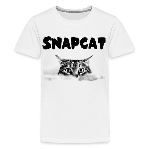 Snapcat - Kids' Premium T-Shirt