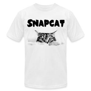 Snapcat - Men's Fine Jersey T-Shirt
