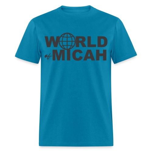 WOM MEN BASIC  - Men's T-Shirt