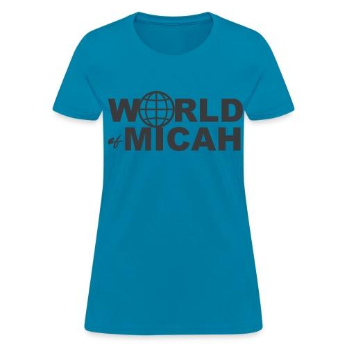 WOM WOMEN BASIC - Women's T-Shirt
