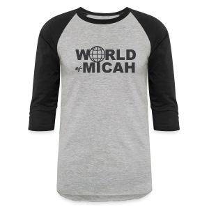 WOM MEN BASEBALL BASIC  - Baseball T-Shirt