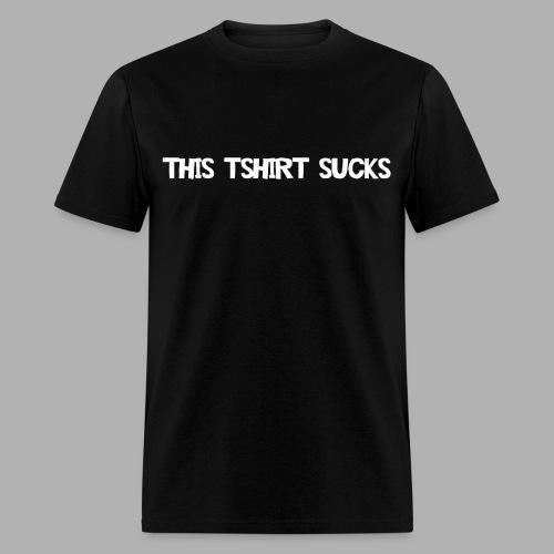 This T-Shirt Sucks - Men's T-Shirt