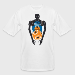 Star Wars Rogue One The Droids You're Looking For - Men's Tall T-Shirt
