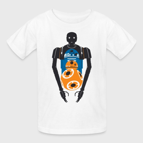 Star Wars Rogue One The Droids You're Looking For - Kids' T-Shirt