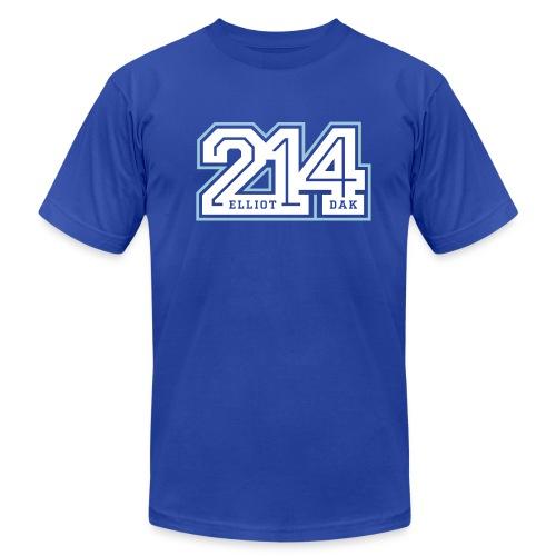 214 - Dallas MENS - Men's  Jersey T-Shirt