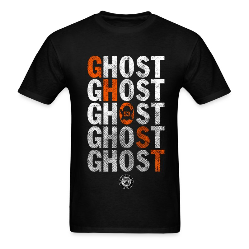 Ghost 53 Name Shirt - Men's T-Shirt