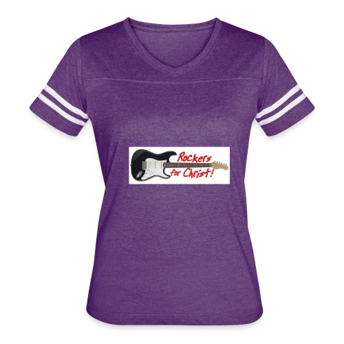 purple shirt - Women's Vintage Sport T-Shirt