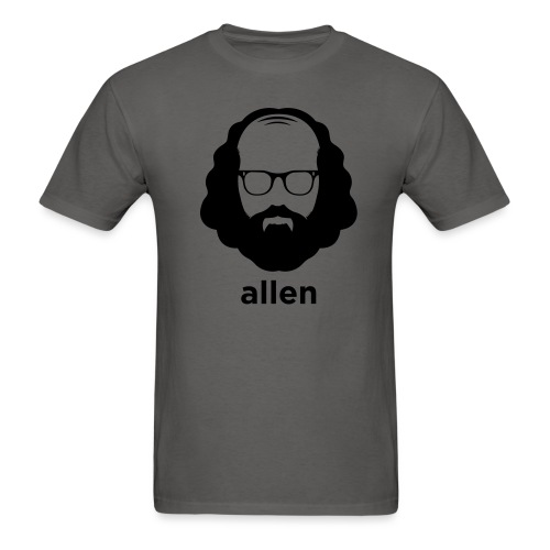 [allen-ginsberg] - Men's T-Shirt
