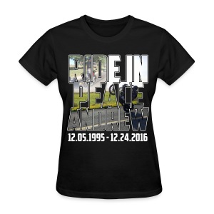 Ride in Peace - Women's T-Shirt