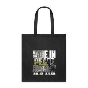 Ride in Peace - Tote Bag