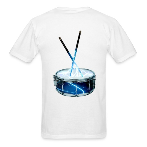 iPlay Drums - Men's T-Shirt