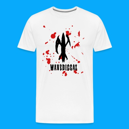 Wavediggaz tee - Men's Premium T-Shirt