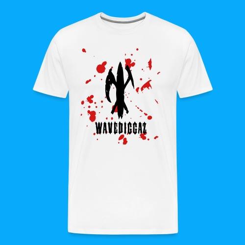 Wavediggaz tee - Men's Premium T-Shirt