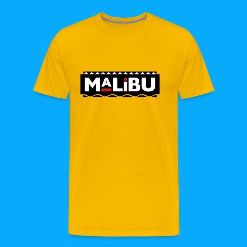 Malibu Tee  - Men's Premium T-Shirt