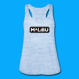 Malibu Tank - Women's Flowy Tank Top by Bella