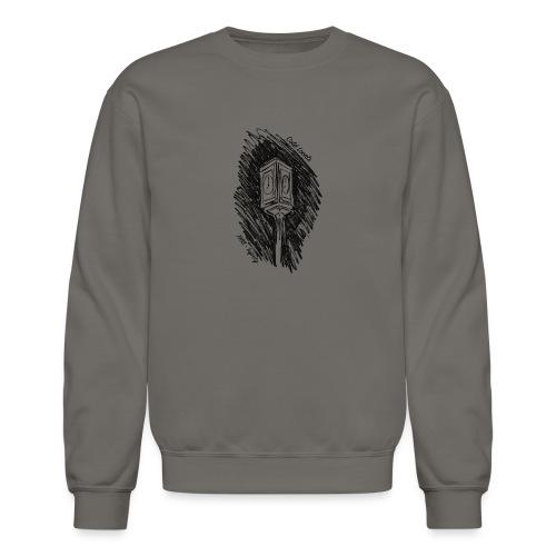 Cold Locals Infinity Clock - Crewneck Sweatshirt