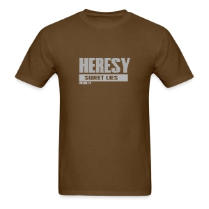 Sweet Chocolate Lies - Men's T-Shirt