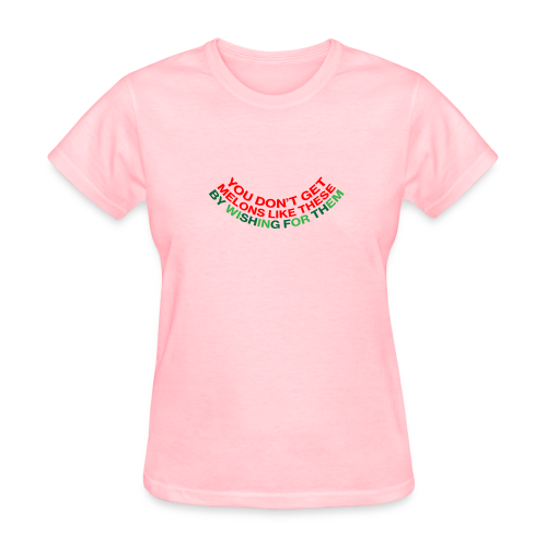 Melons - Team JINJA (Baby Doll) - Women's T-Shirt