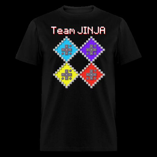 JINJA Stones - Team JINJA - Men's T-Shirt