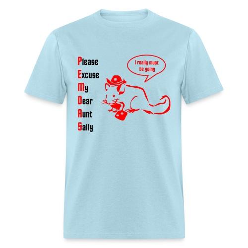 PEMDAS - Men's T-Shirt