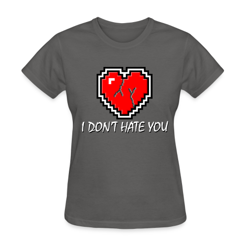 I Don't Hate You - Team JINJA (Baby Doll) - Women's T-Shirt