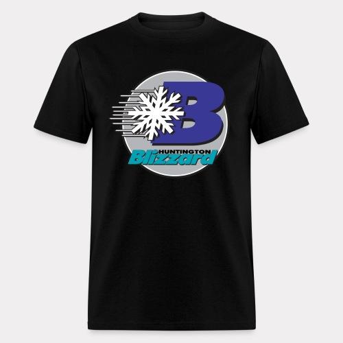 Huntington Blizzard Basic T - Men's T-Shirt