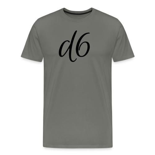 d6 Collab Men's Premium T-Shirt - Men's Premium T-Shirt
