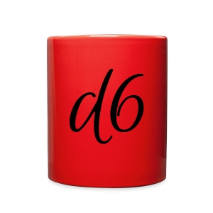 d6 Collab Coffee/Tea Mug - Full Color Mug