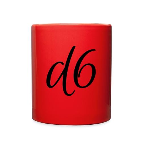 d6 Collab Coffee/Tea Mug - Full Color Mug