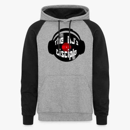The DJ's Disciple - Hoodie 2017 - Colorblock Hoodie