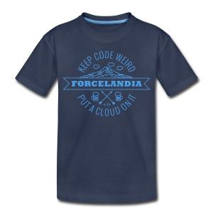 Forcelandia Kids T-Shirt - Kids' Premium T-Shirt