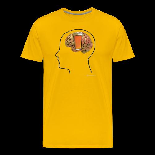Great Minds Drink Alike Men's Premium T-Shirt - Men's Premium T-Shirt