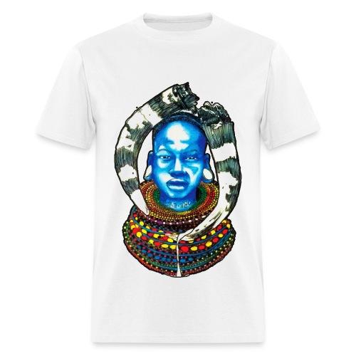 Masai Warrior - Men's T-Shirt