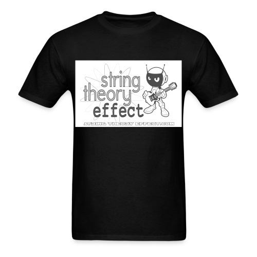 String Theory Effect Tee - Men's T-Shirt