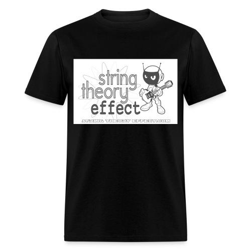 String Theory Effect Tee - Men's T-Shirt