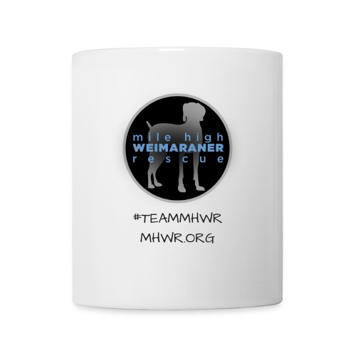 #TEAMMHWR COFFEE MUG - Coffee/Tea Mug