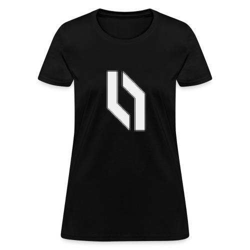 Women's Jagged Logo - Women's T-Shirt