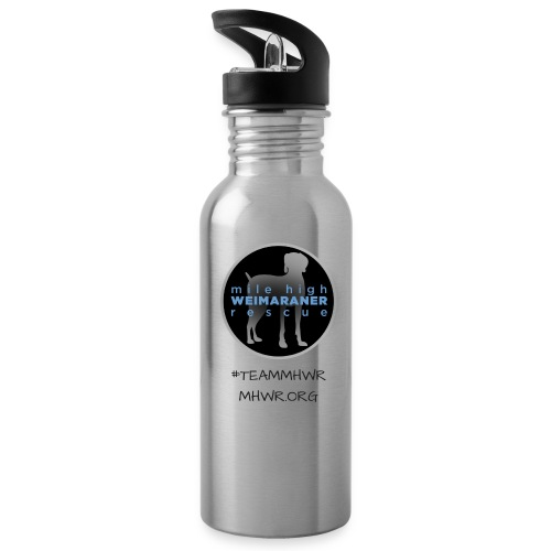 #TEAMMHWR WATER BOTTLE - Water Bottle