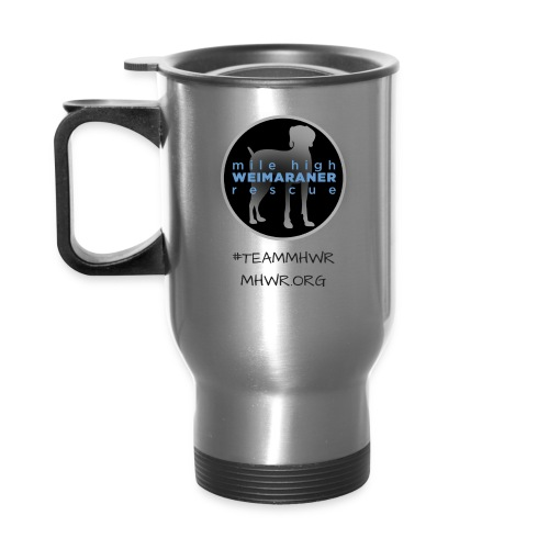 #TEAMMHWR TRAVEL MUG - Travel Mug