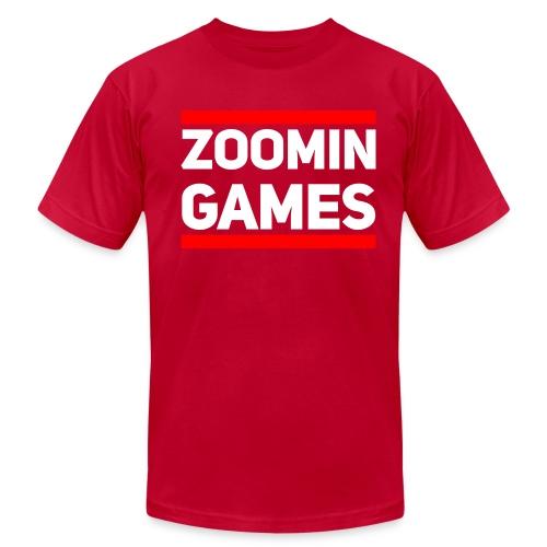 It's Like That (dark) : red - Men's Fine Jersey T-Shirt