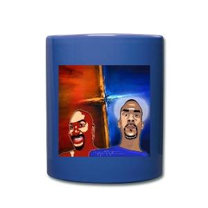pretty tony mug 1 - Full Color Mug