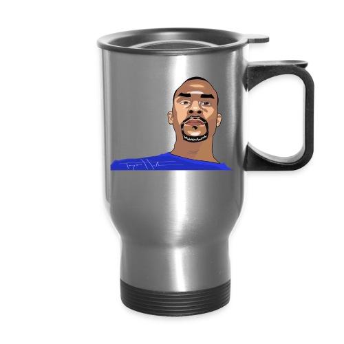 pretty tony thermos  - Travel Mug