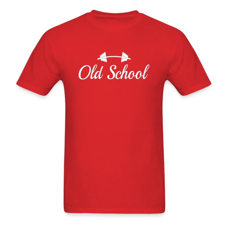 Old School - Men's T-Shirt