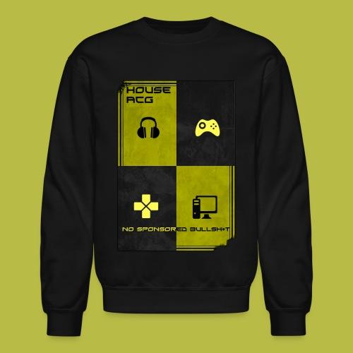 Burned Shirt 1 - Crewneck Sweatshirt